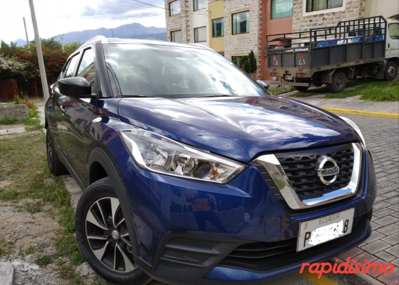 Vendo hermoso Nissan Kicks 2018